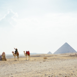 Egypt: Itinerary, Research & Planning
