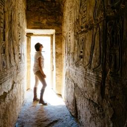 History, Mystery & Murder at Medinet Habu
