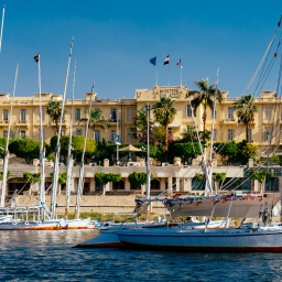 Step Into History At The Winter Palace In Luxor